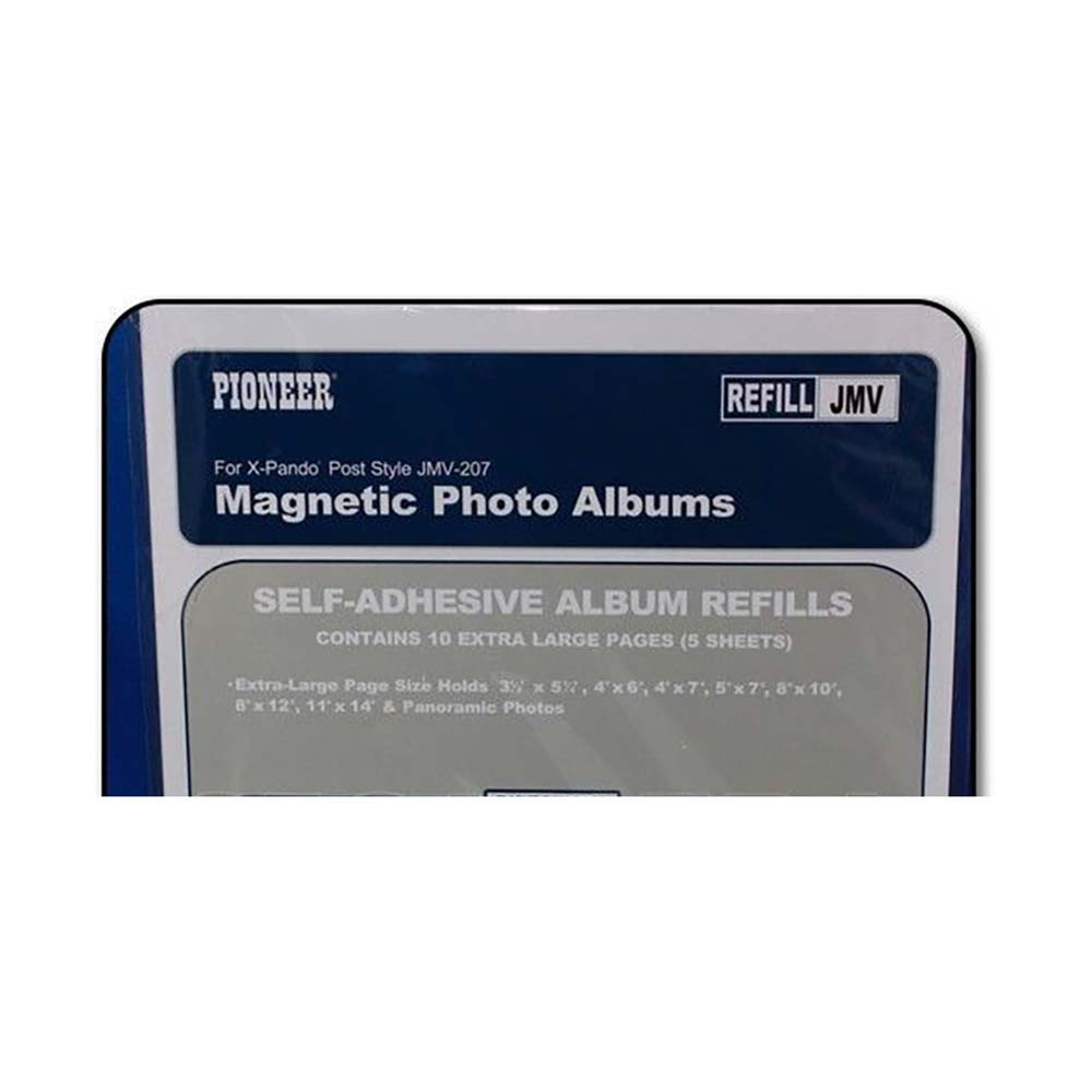 Refill Pages For Jmv 207 Extra Large Magnetic Page X Pando Photo